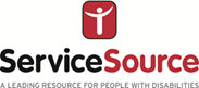 ServiceSource logo.