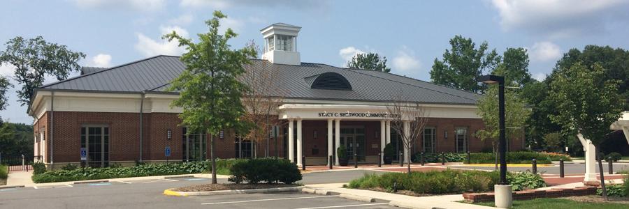 Stacy Sherwood Community Center.