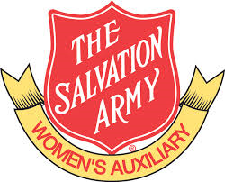 Salvation Army Women's Auxiliary of Fairfax logo.