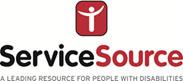 ServiceSource logo.